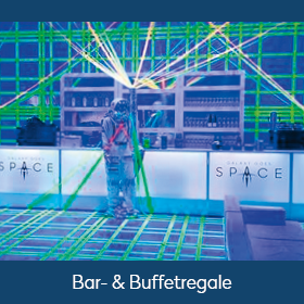 Bar- & Buffet-Regale