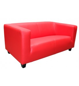 Colour Lounge Sofa - rot
