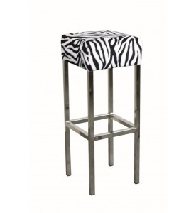 Barhocker Bloc Safari - Zebra