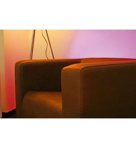 Colour Lounge Sessel - braun