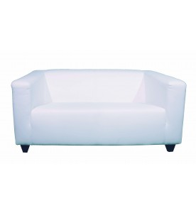 White Lounge Sofa